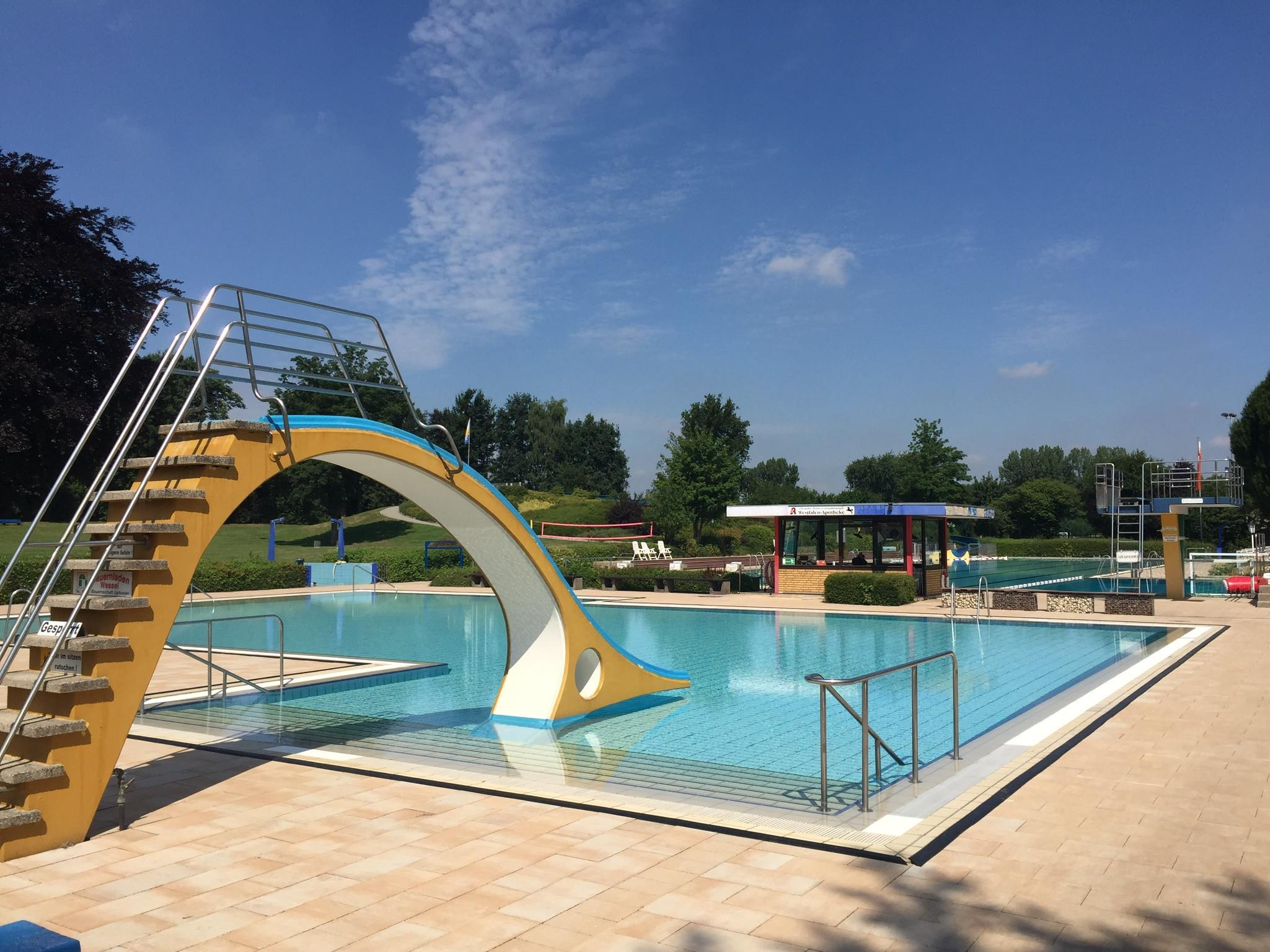 Haltern Am See Schwimmbad  Freibad Haltern See Ostseesuche