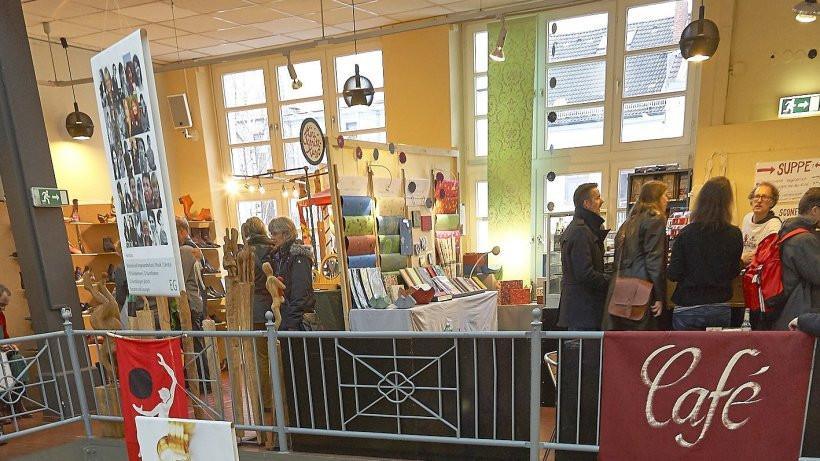 Hamburg Geschenkideen  Kunsthandwerk zur Adventszeit Geschenkideen en masse