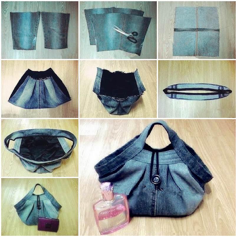 Handbad Diy  17 DIY HandBag Ideas To Update Your Wardrobe in Bud