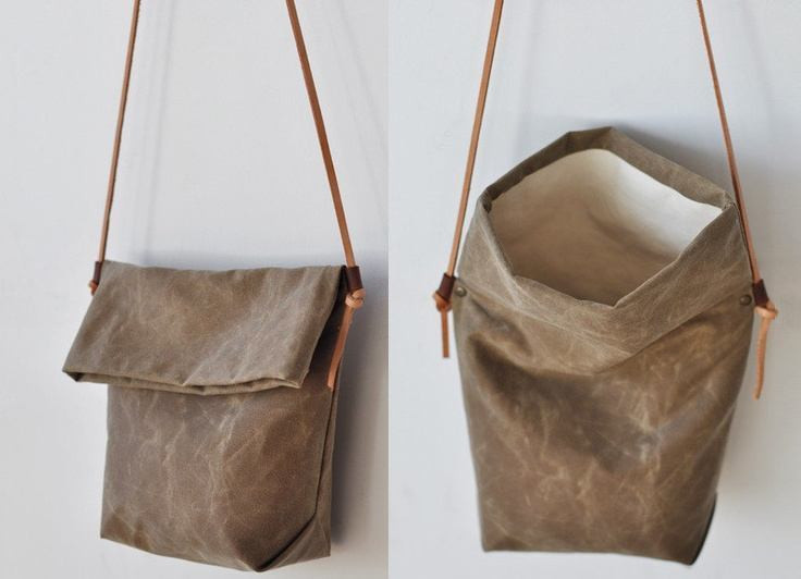Handbad Diy  DIY Leather Bag Tutorial Time To Get Creative