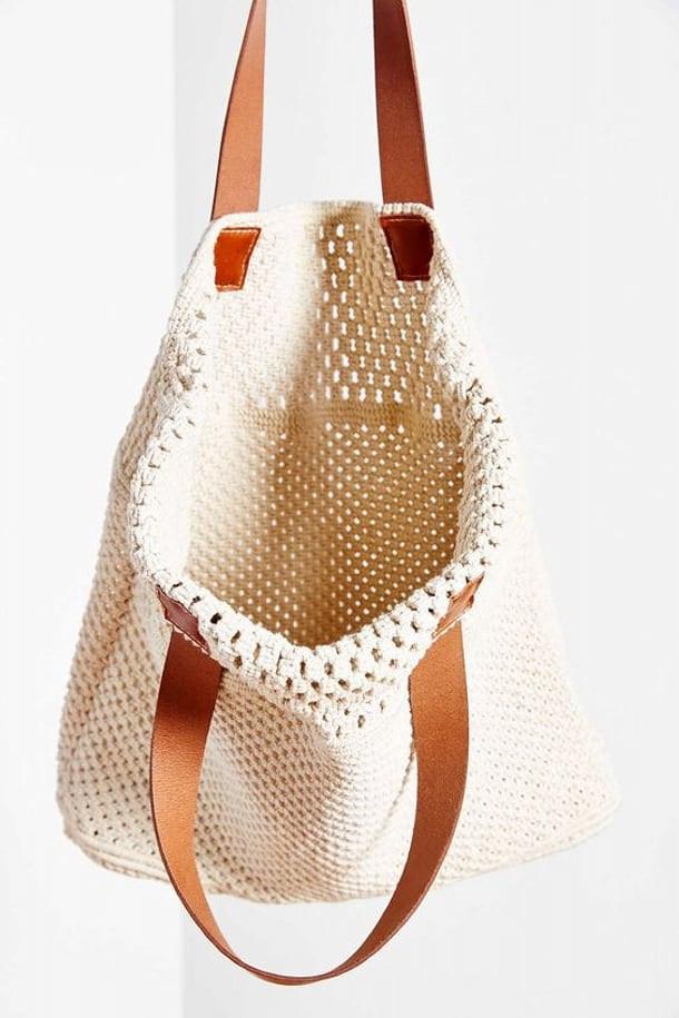 Handbad Diy  DIY Macrame Bag Ideas – DIY Ideas Tips