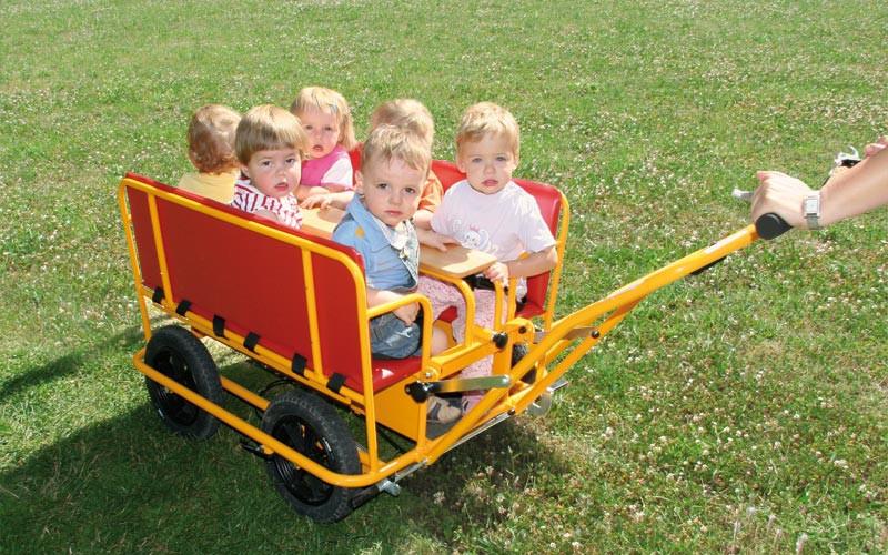 Handwerk Handels Gmbh  Kinderkrippenwagen der Firma Handwerk Handels GmbH