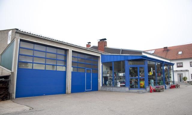 Handwerk Handels Gmbh  Rieder Landtechnik u Handels GmbH in Andorf Landtechnik