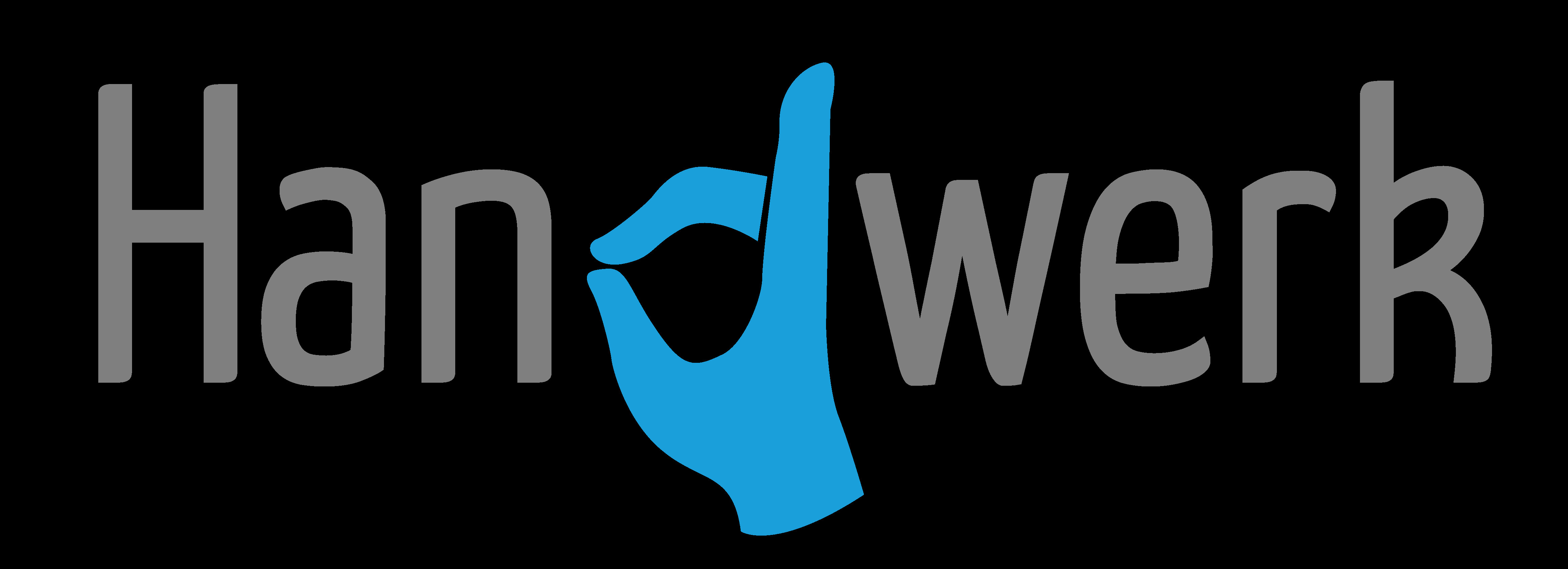 Handwerk Logo  Referenties over Reclamebureau Studio evi RECLAMEBUREAU