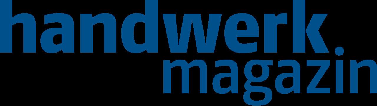 Handwerk Logo  Datei Handwerk magazin Logog –