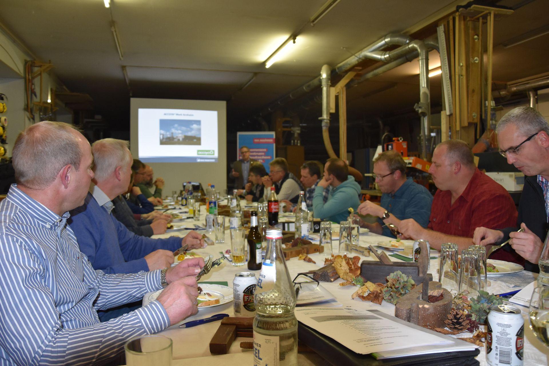 Handwerk Nordfriesland  Tischlerinnung Nordfriesland Süd