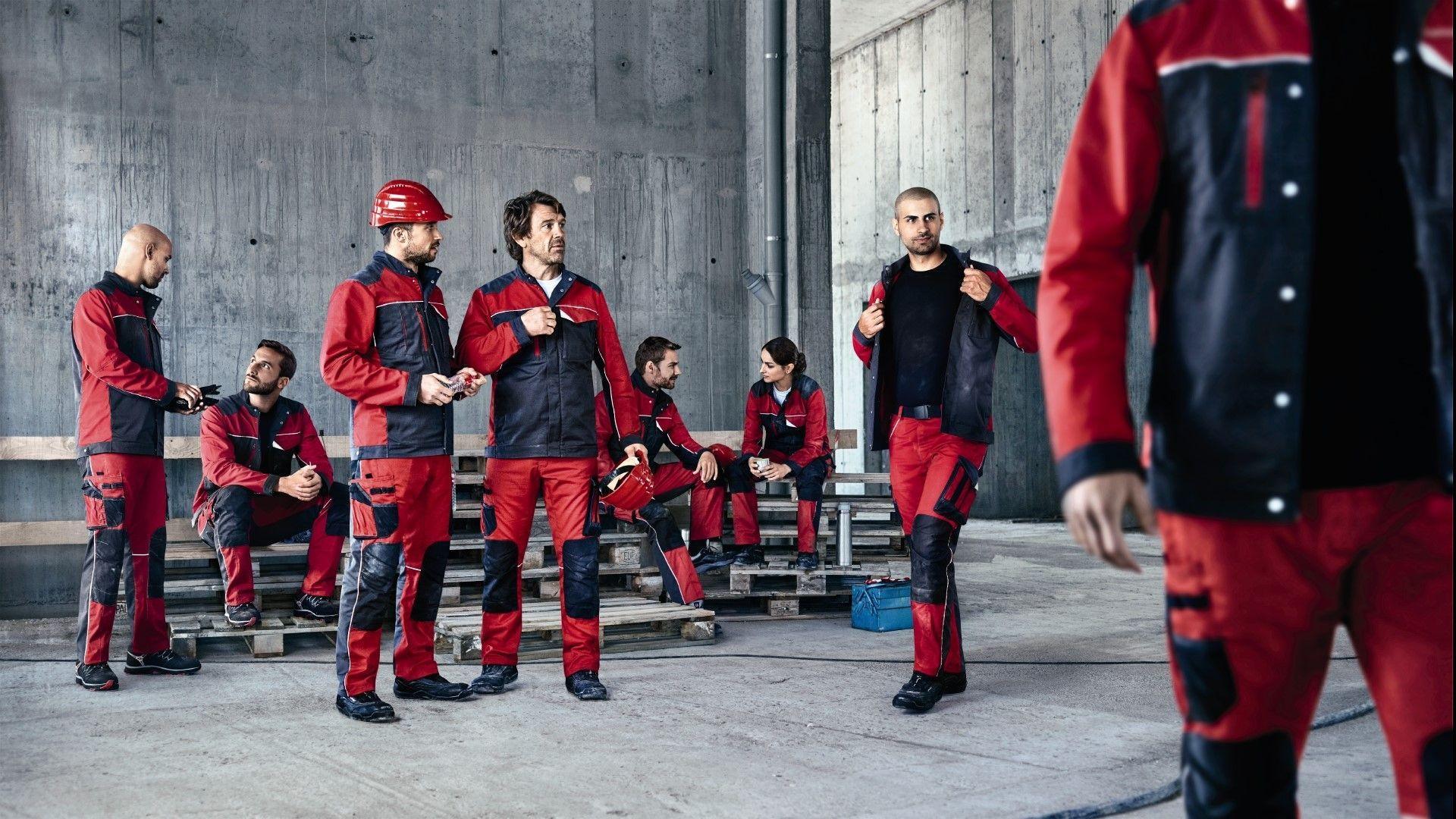 Handwerk Nordfriesland  Bequem praktisch und modern – Arbeitskleidung von MEWA