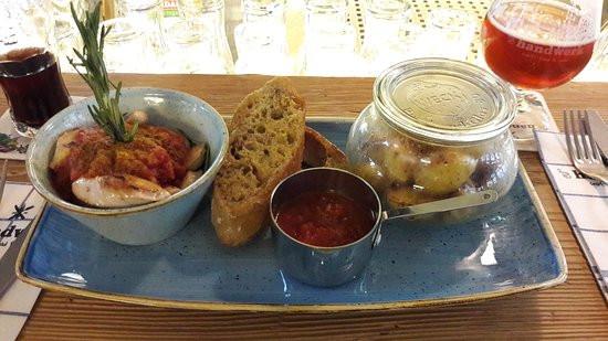 Handwerk Sonthofen  's handwerk craft food & beer Sonthofen Restaurant