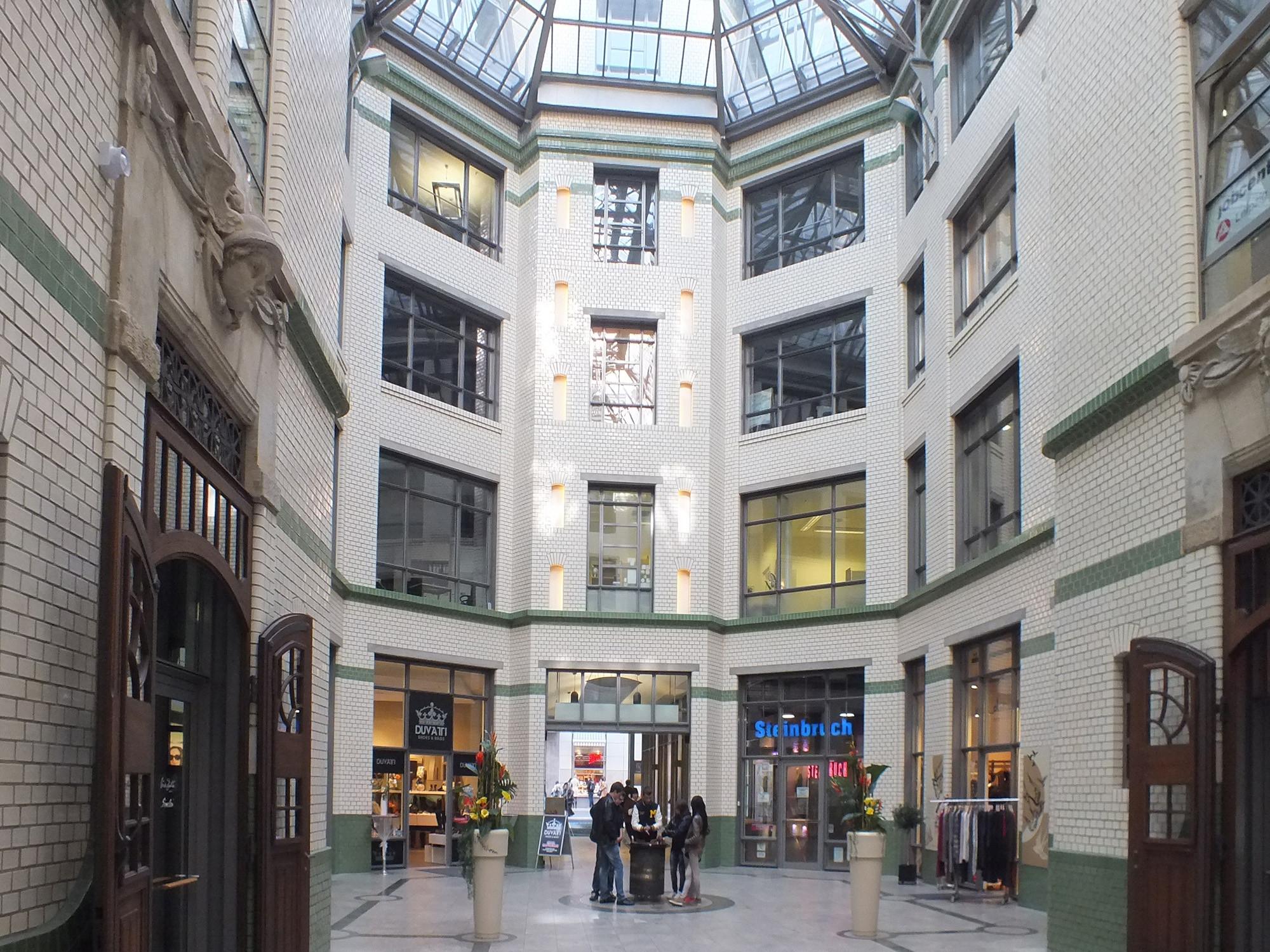 Hansa Haus  Datei Leipzig Hansa Haus –
