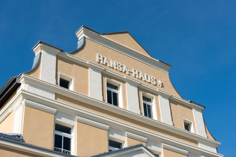 Hansa Haus  Hansa Haus in Bad Godesberg – Grotegut Architekten