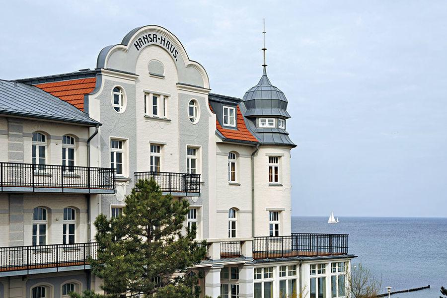 Hansa Haus  Hotel Hansa Haus Hotels & Pensionen in Kühlungsborn