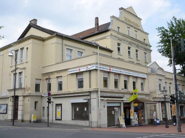 Hansa Haus  Hansa Haus in Bad Godesberg Stadt spricht mit DRK