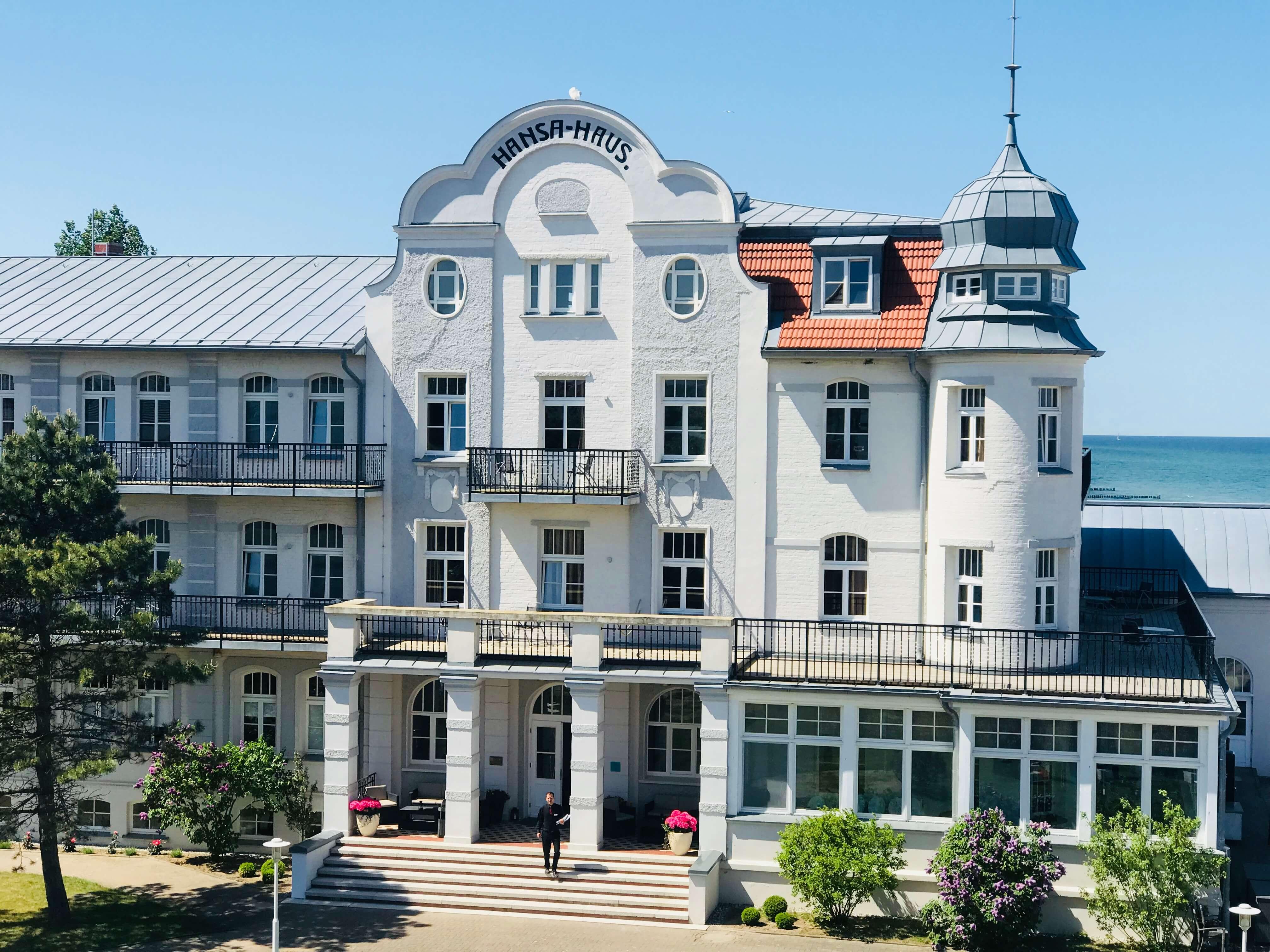Hansa Haus  Hotels in Kühlungsborn Hansa Haus & Schloss am Meer