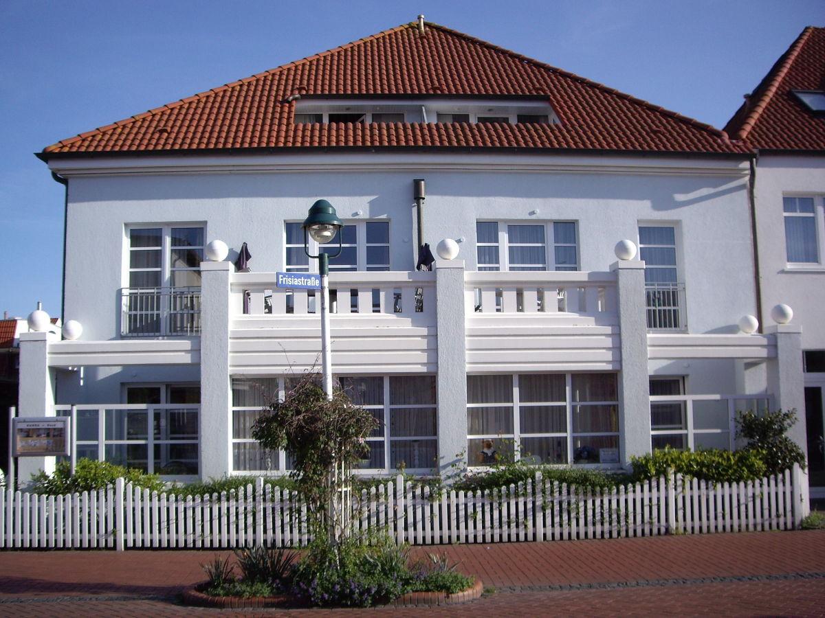 Hansa Haus  Ferienwohnung Hansa Haus Norderney Norderney Herr Rainer