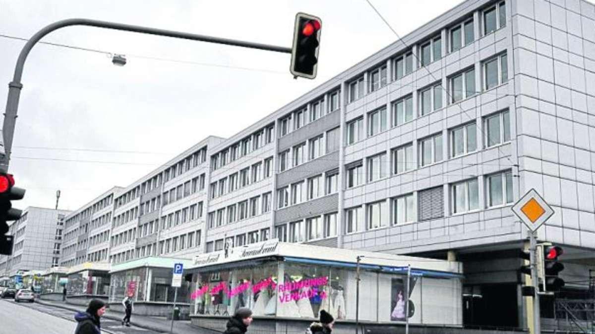 Hansa Haus  Hansa Haus Kassel Mieter fordert neuen Standort für