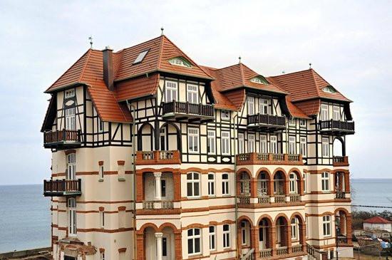 Hansa Haus  Hotel Hansa haus Ostseebad Kühlungsborn Tyskland