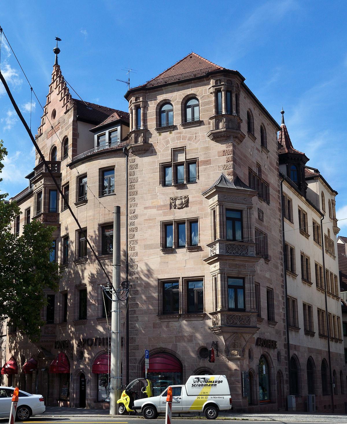 Hansa Haus  Nürnberger Stil –