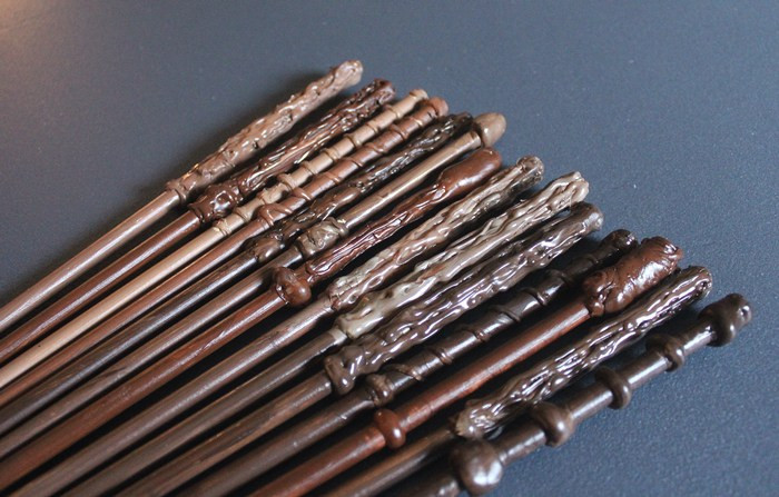 Harry Potter Wand Diy  These Amazing DIY Projects Will Help You See Your Glue Gun
