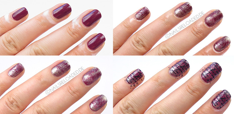 Herbst Nageldesign  nails reloaded Nageldesign Herbst