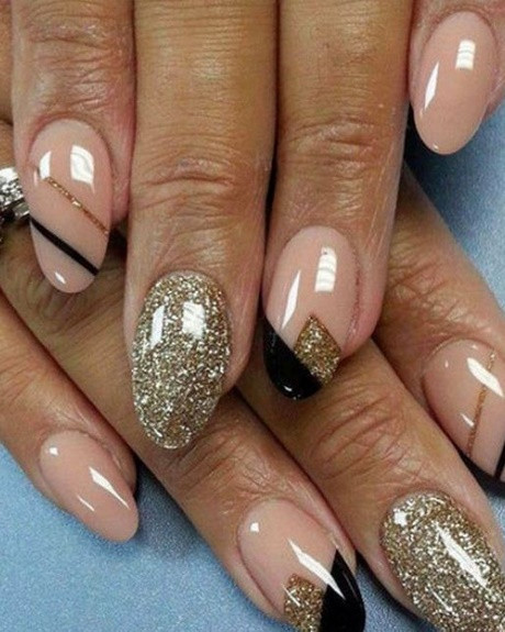 Herbst Nageldesign  Nageldesign herbst 2018 french