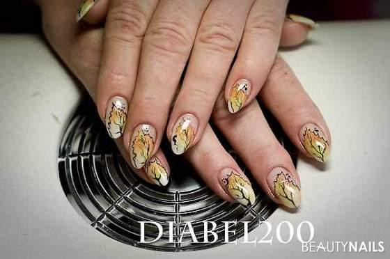 Herbst Nageldesign  Herbst Nageldesign