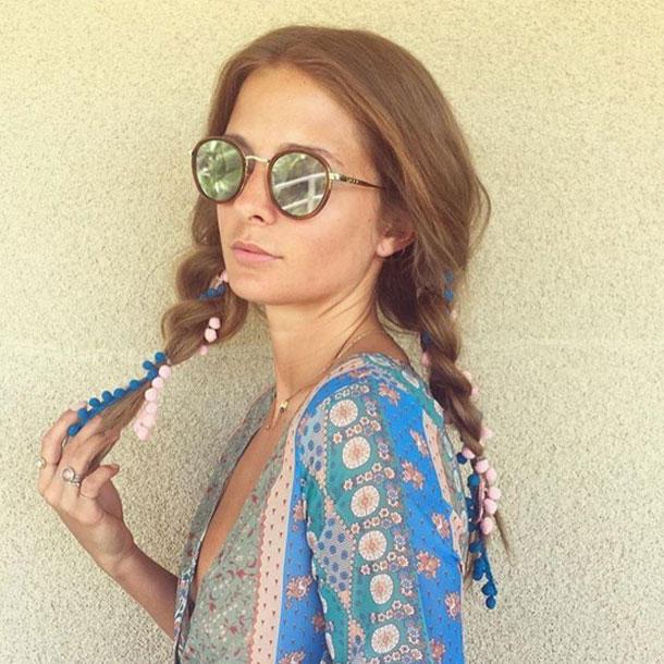 Hippi Frisuren  Coachella Frisuren 2016 Hippie Hair yeah 9 coole
