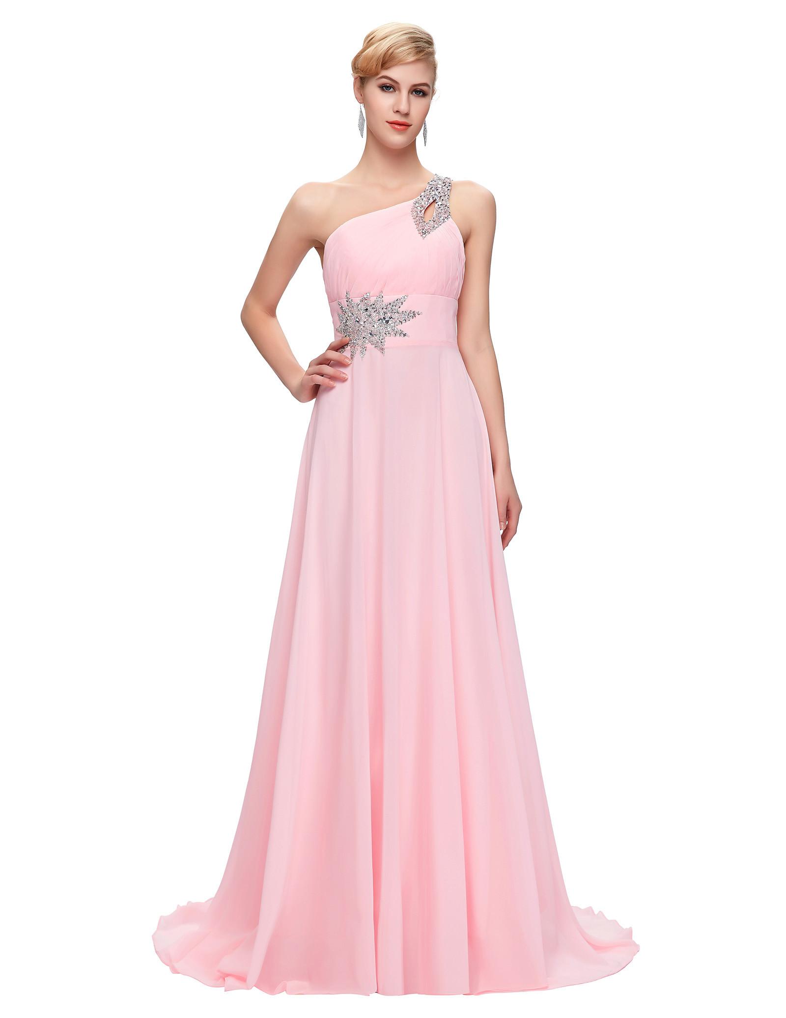 Hochzeit Abendkleid  Damen Lang Hochzeit Abendkleid Brautkleid Cocktailkleid