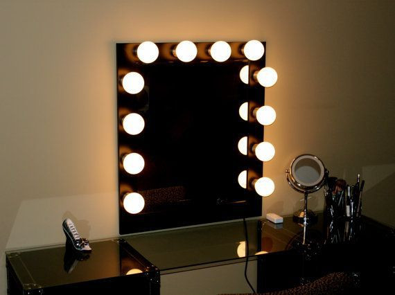 Hollywood Spiegel Diy  Hollywood spiegel lampen – La beauté et la psychologie des