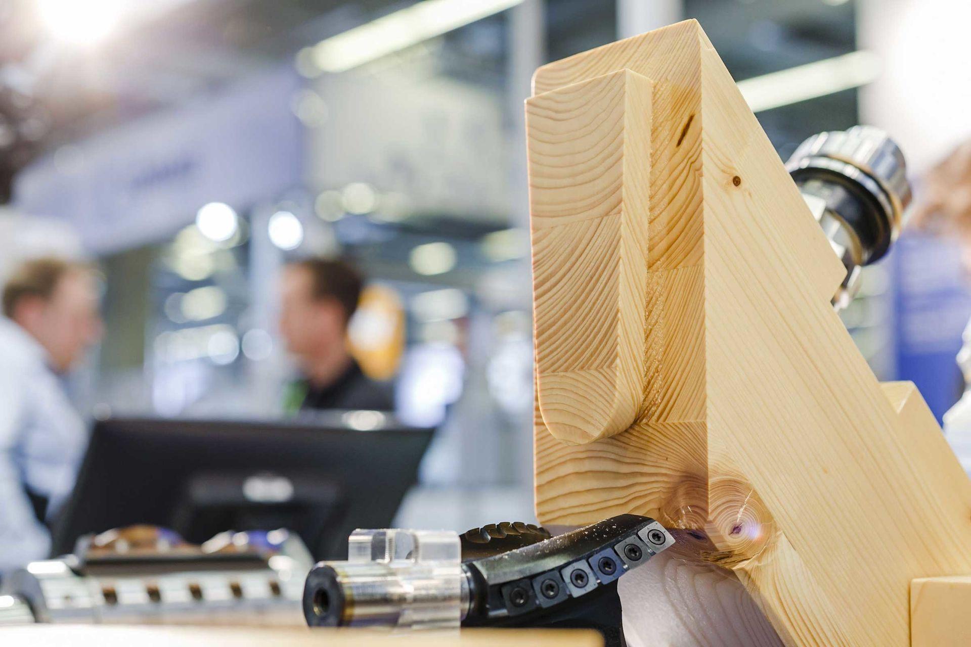 Holz-Handwerk 2019  HOLZ HANDWERK Newsroom