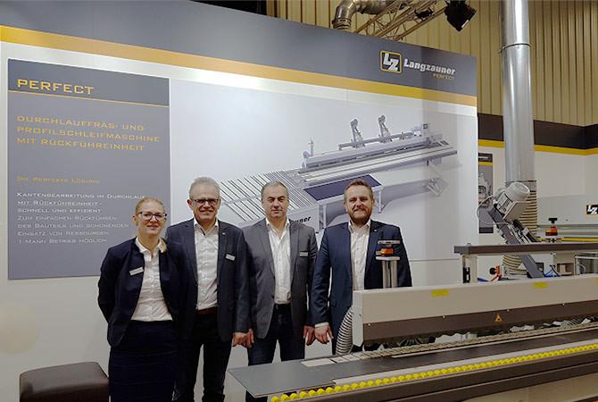 Holz-Handwerk 2019  Langzauner Holz Handwerk 2018 Langzauner präsentiert