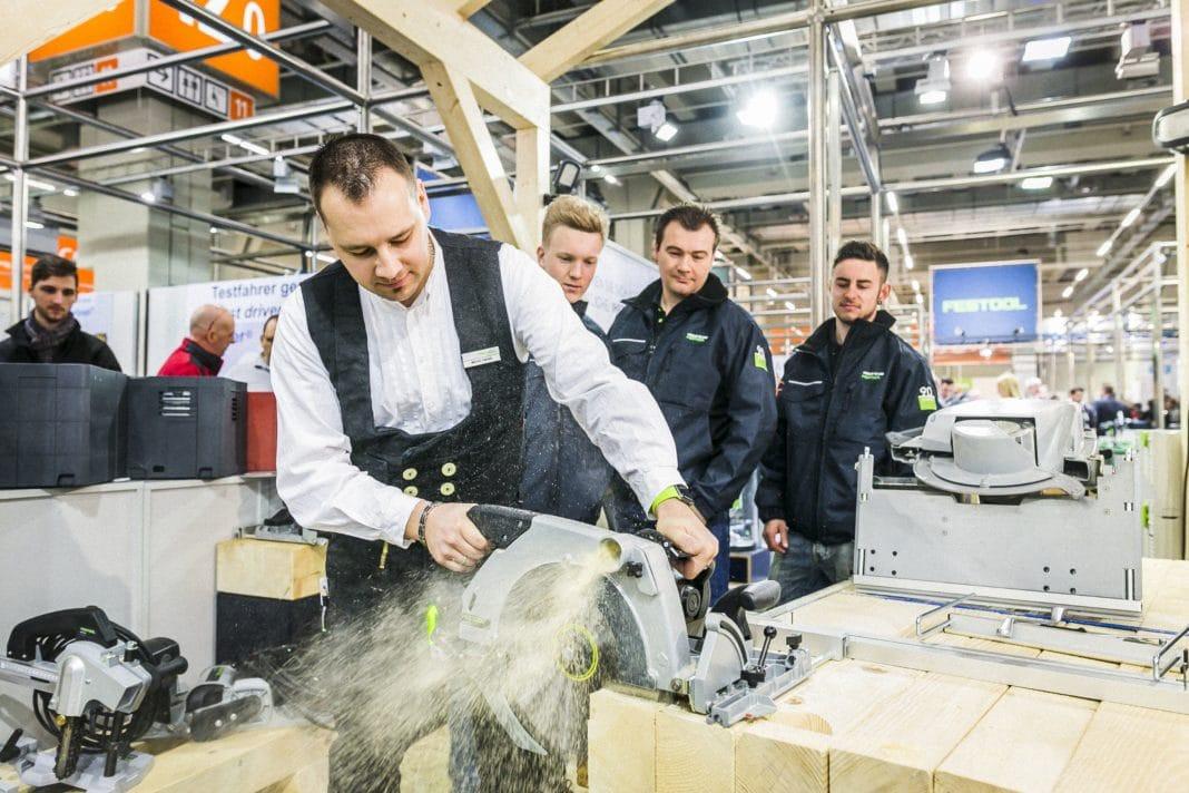 Holz-Handwerk 2019  HOLZ HANDWERK 2020 ведущая выставка строительных технологий
