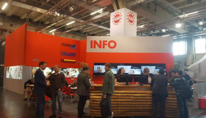 Holz-Handwerk 2019  Felder Holz Handwerk 2018 Revista din lemn