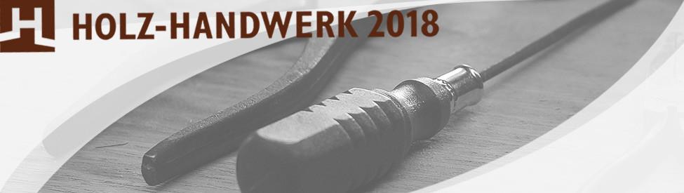 Holz-Handwerk 2019  Holz Handwerk 2018 in Nürnberg Langzauner