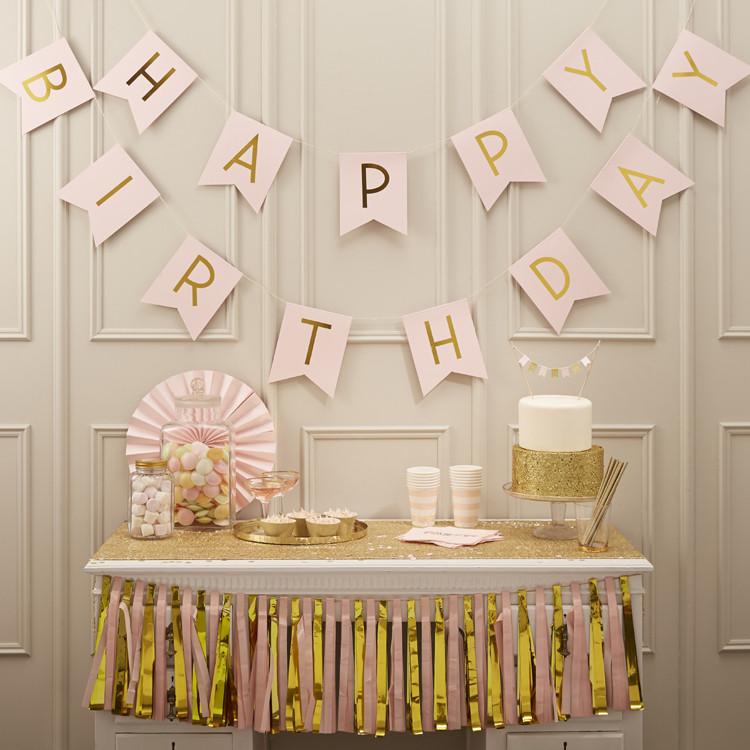 Ideen Geburtstagsfeier  20 Geburtstagsfeier Ideen & Tipps zur Planung und Dekoration