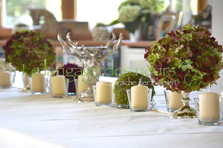 Ideen Geburtstagsfeier Erwachsene  Tischdeko 🌺 Tischdekoration Event Dekoration