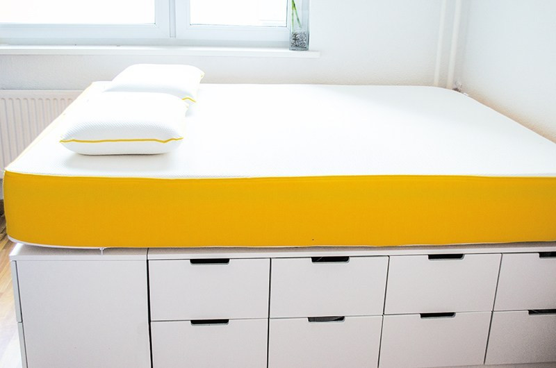Ikea Diy Bett  DIY IKEA Hack – Bett selber bauen › Anleitungen Do it