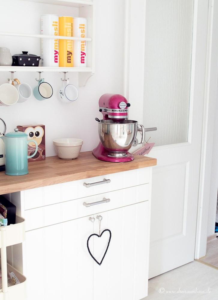 Ikea Küche Metod  Ikea Hittarp Landhausküche ein Raum der glücklich macht