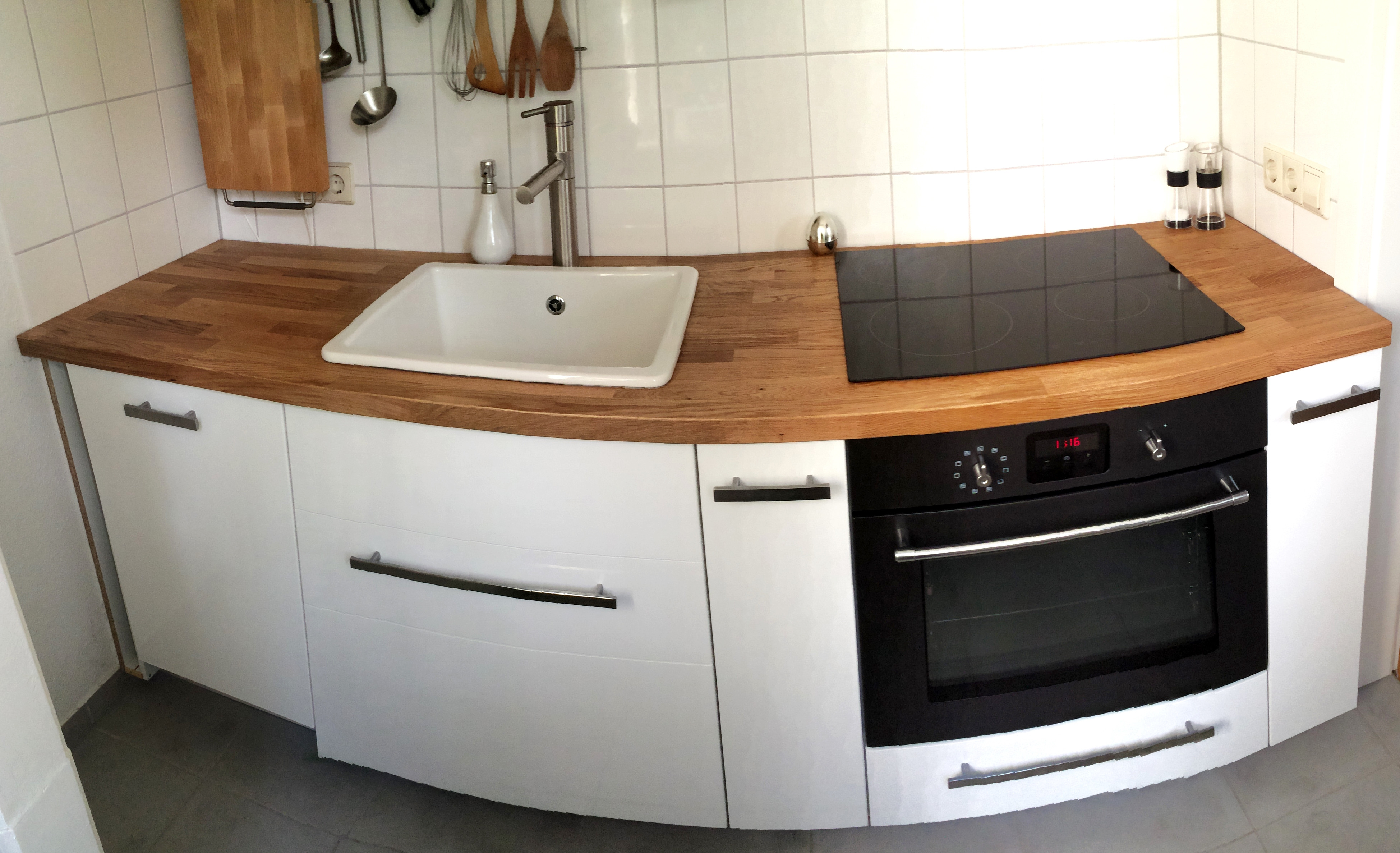 Ikea Küche Metod  Unsere erste IKEA Küche