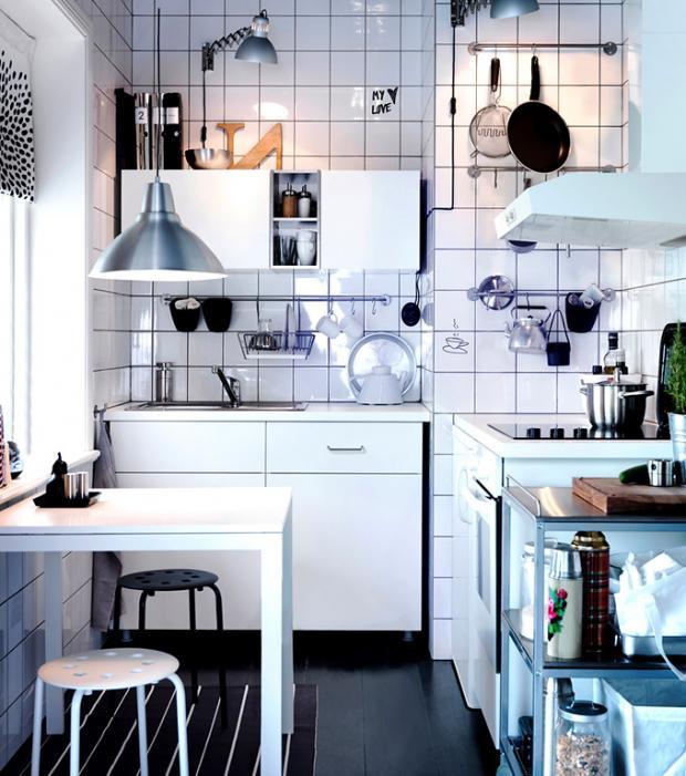 """Ikea Küche Metod  Einrichtungsbeispiele zur Ikea Küche """"Metod"""" [SCHÖNER"""