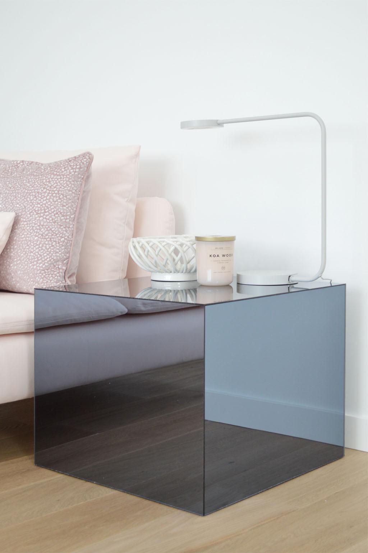 Ikea Lack Tisch Diy  IKEA Hack Lack Table with Plexiglas IKEA Hack Lack Tisch