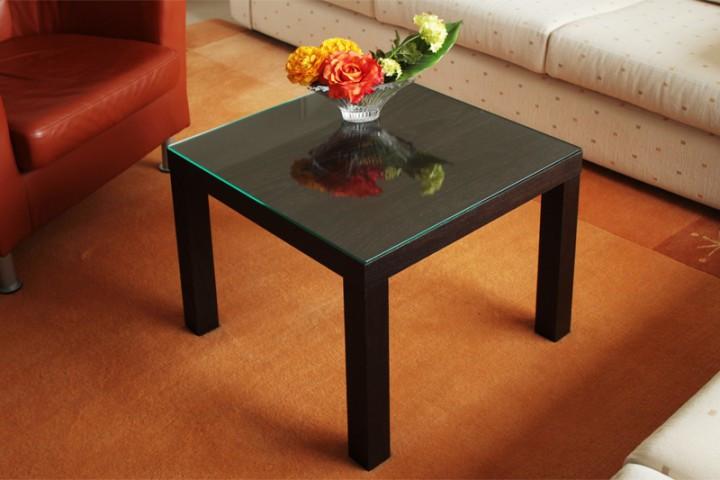 Ikea Lack Tisch Diy  DIY Tutorial Ikea Beistelltisch Makeover