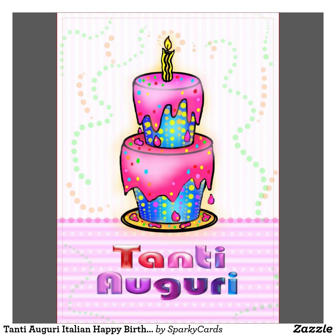 Italienische Geburtstagswünsche  Geburtstagssprüche 50 Italienisch