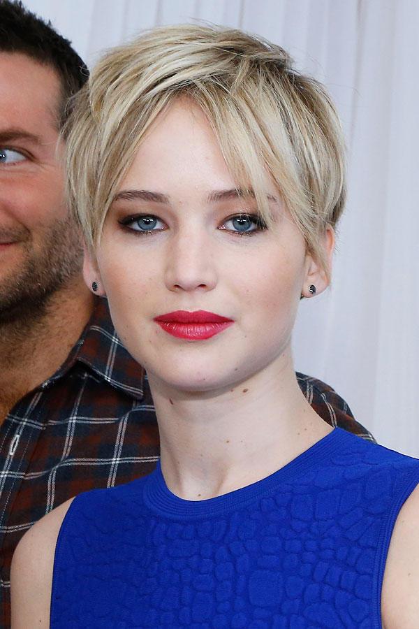Jennifer Lawrence Frisuren  Die wandelbare Kurzhaarfrisur von Jennifer Lawrence