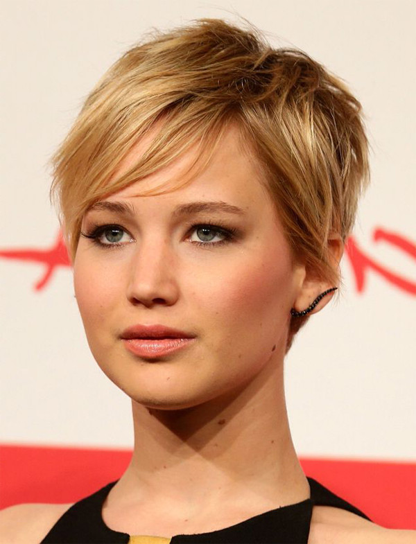 Jennifer Lawrence Frisuren  Jennifer Lawrence
