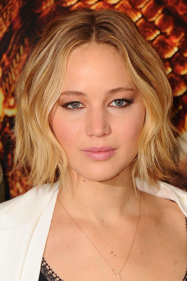 Jennifer Lawrence Frisuren  Frisuren Trend Wob Der neue Bob Trend heißt Wob