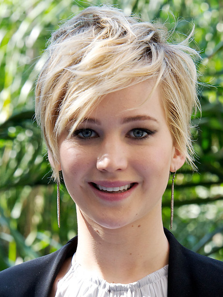 Jennifer Lawrence Frisuren  Frisur von jennifer lawrence