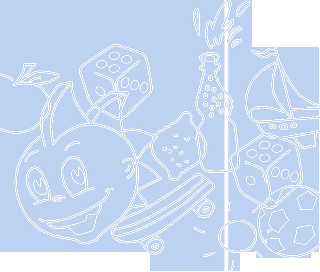 Jolinchen Ausmalbilder  jolinchen schöne Kinderseite von AOK Quizze Tests