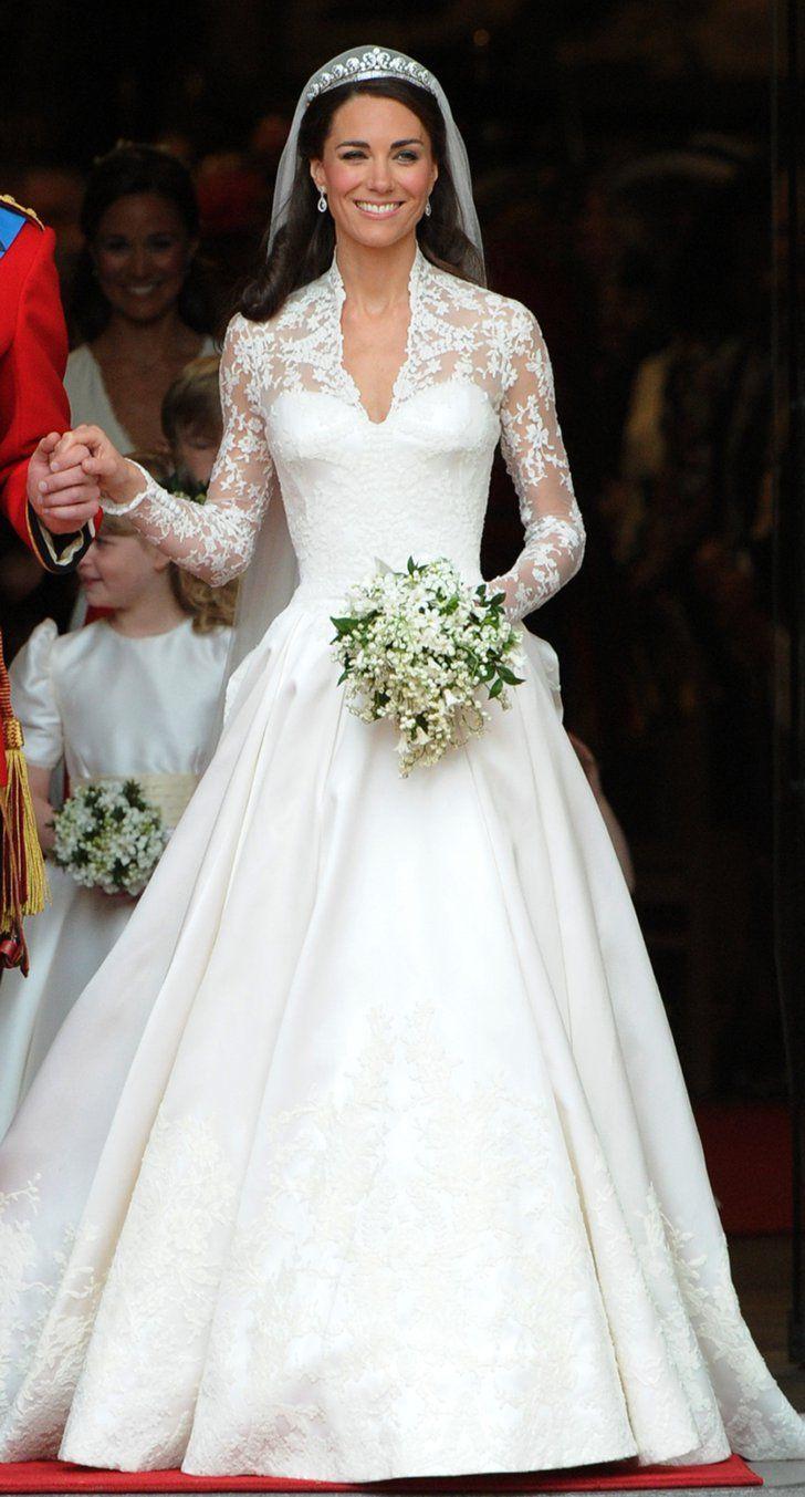 Kate Middleton Hochzeitskleid  Kate Middleton Herzogin von Cambridge 2011