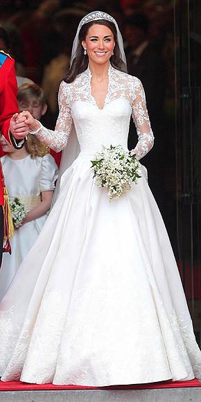 Kate Middleton Hochzeitskleid  Kate Middleton Dresses