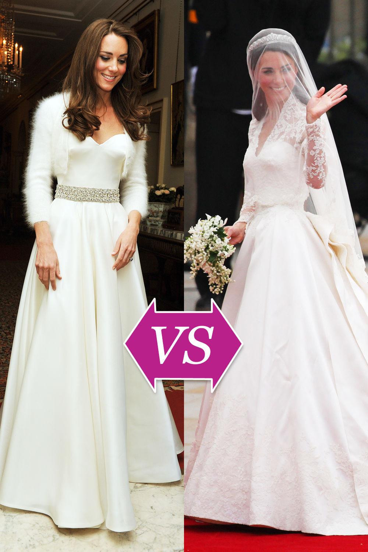 Kate Middleton Hochzeitskleid  Ziemlich Kate Middletons Brautkleid Ideen Brautkleider